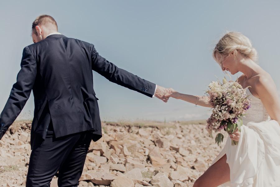 brudpar,nygifta