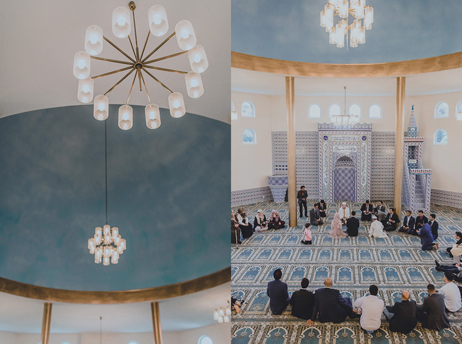 islam,bröllop,malmö,moské,bröllopsfotograf,ceremoni,sal