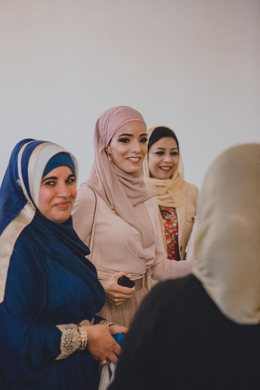 muslimskt,bröllop,hijab,malmö,moské
