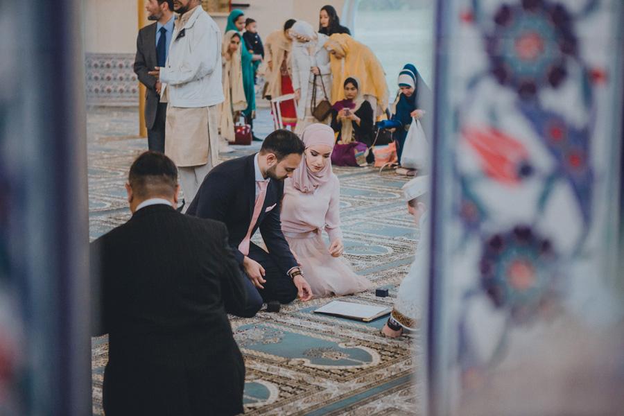 malmö,moské,bröllopsfotograf,ceremoni,imam