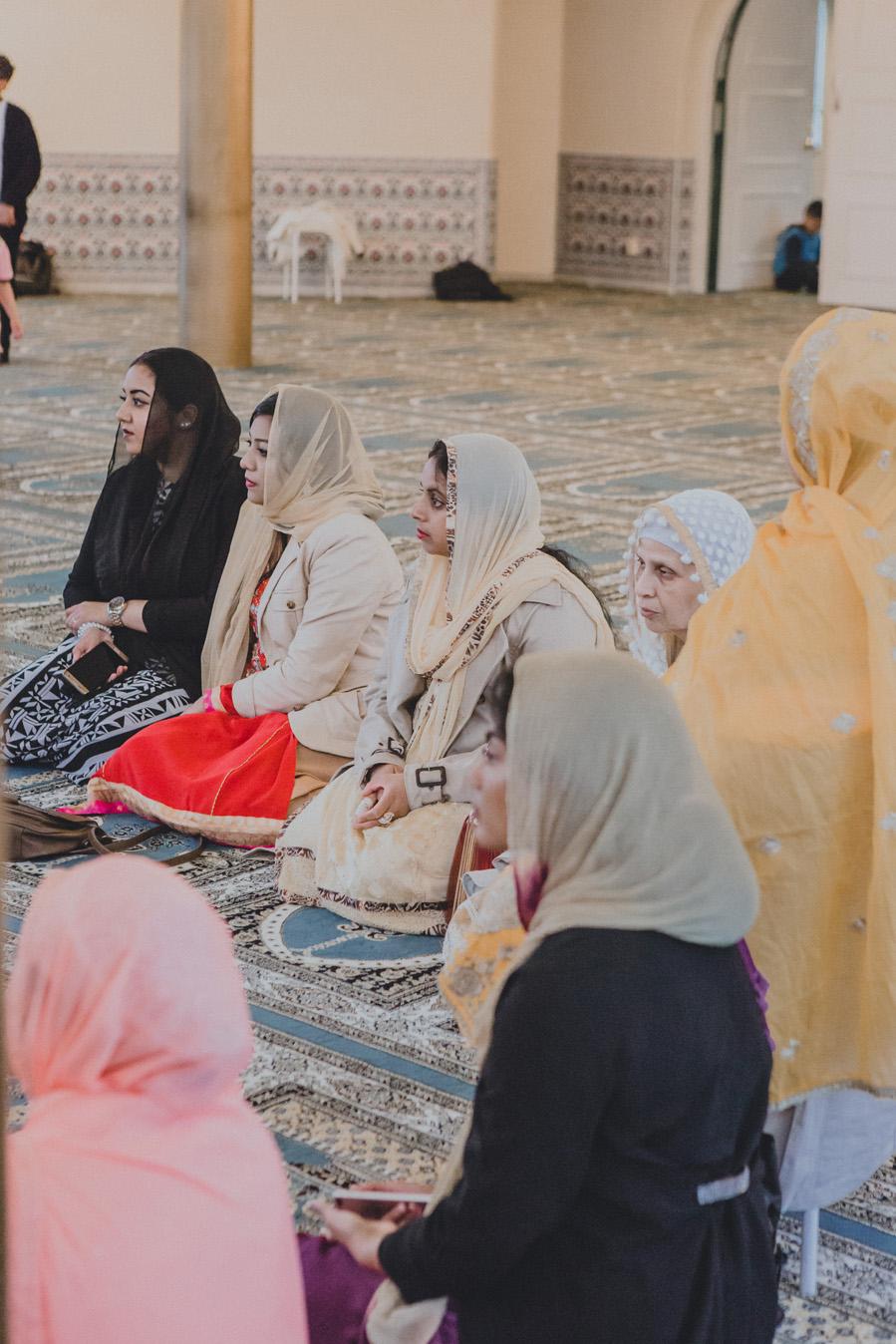 gäster,malmö,moské,bröllopsfotograf,ceremoni