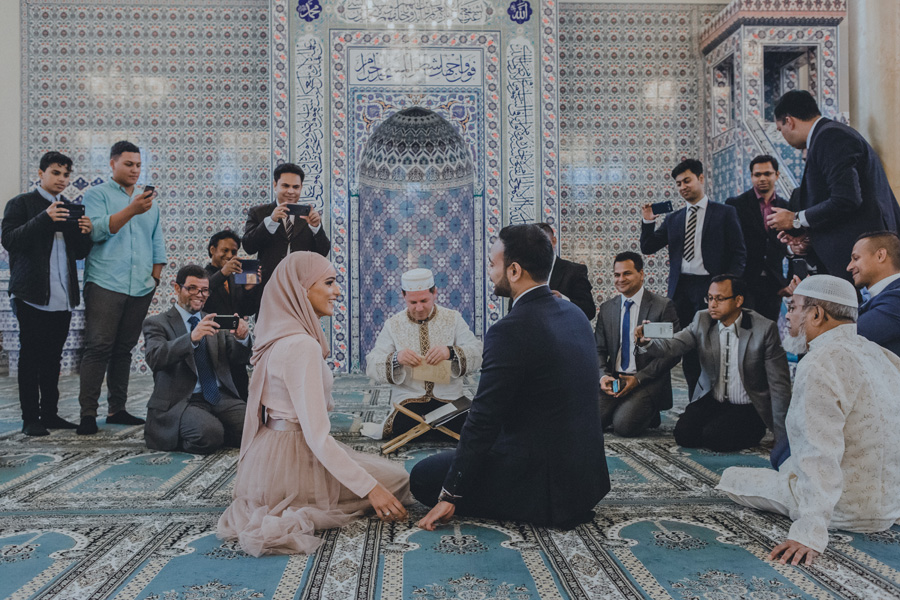 malmö,moské,bröllopsfotograf,ceremoni,smartphones,imam