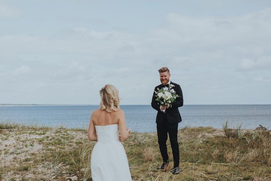 bröllopsfotograf,first,look,österlen