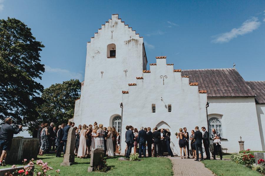 ravlunda,kyrka,bröllop,amliljestrand