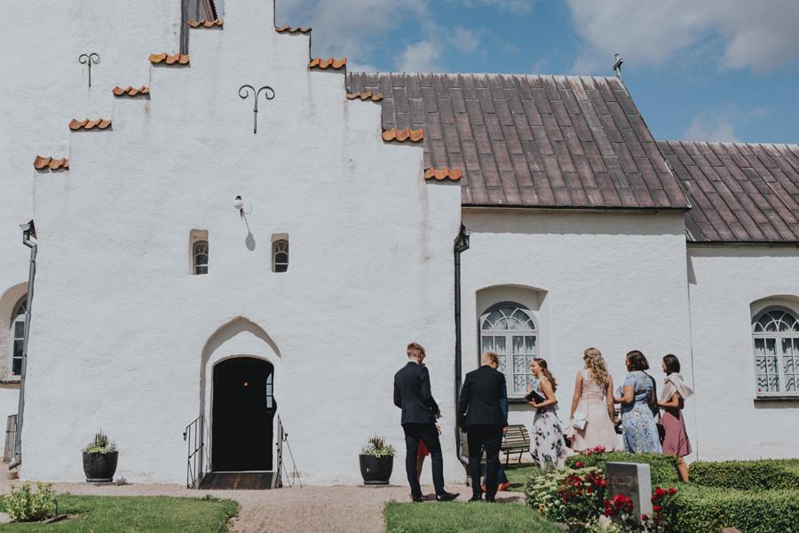 ravlunda,kyrka,bröllopsfotograf