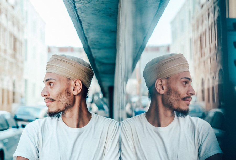 reflections,sikh,capetown