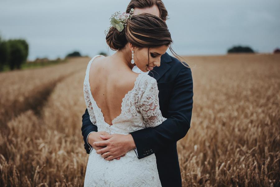 bröllopsporträtt,bohemisk
