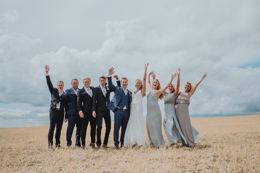 dreamteam,squad,bröllop