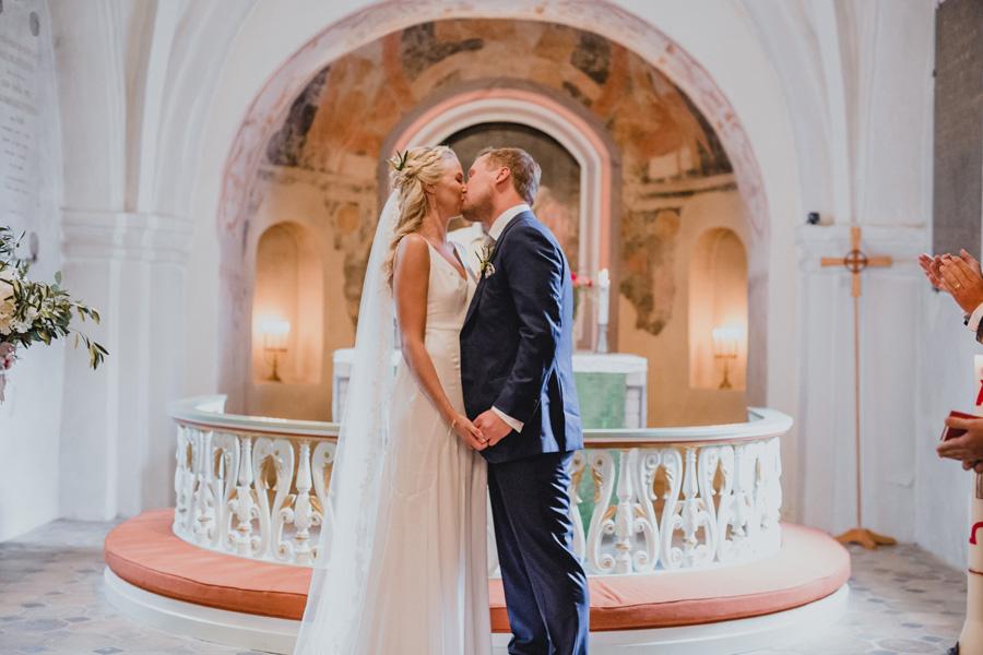 kyss,bröllop,härslöv